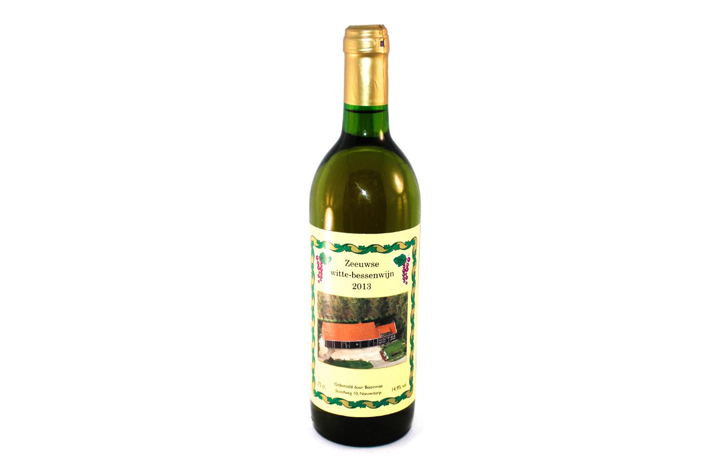 Witte-bessenwijn