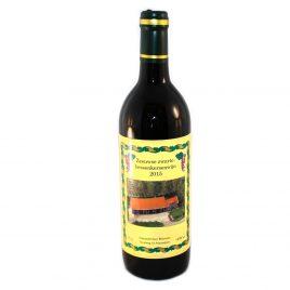 Zwarte-bessenkersenwijn