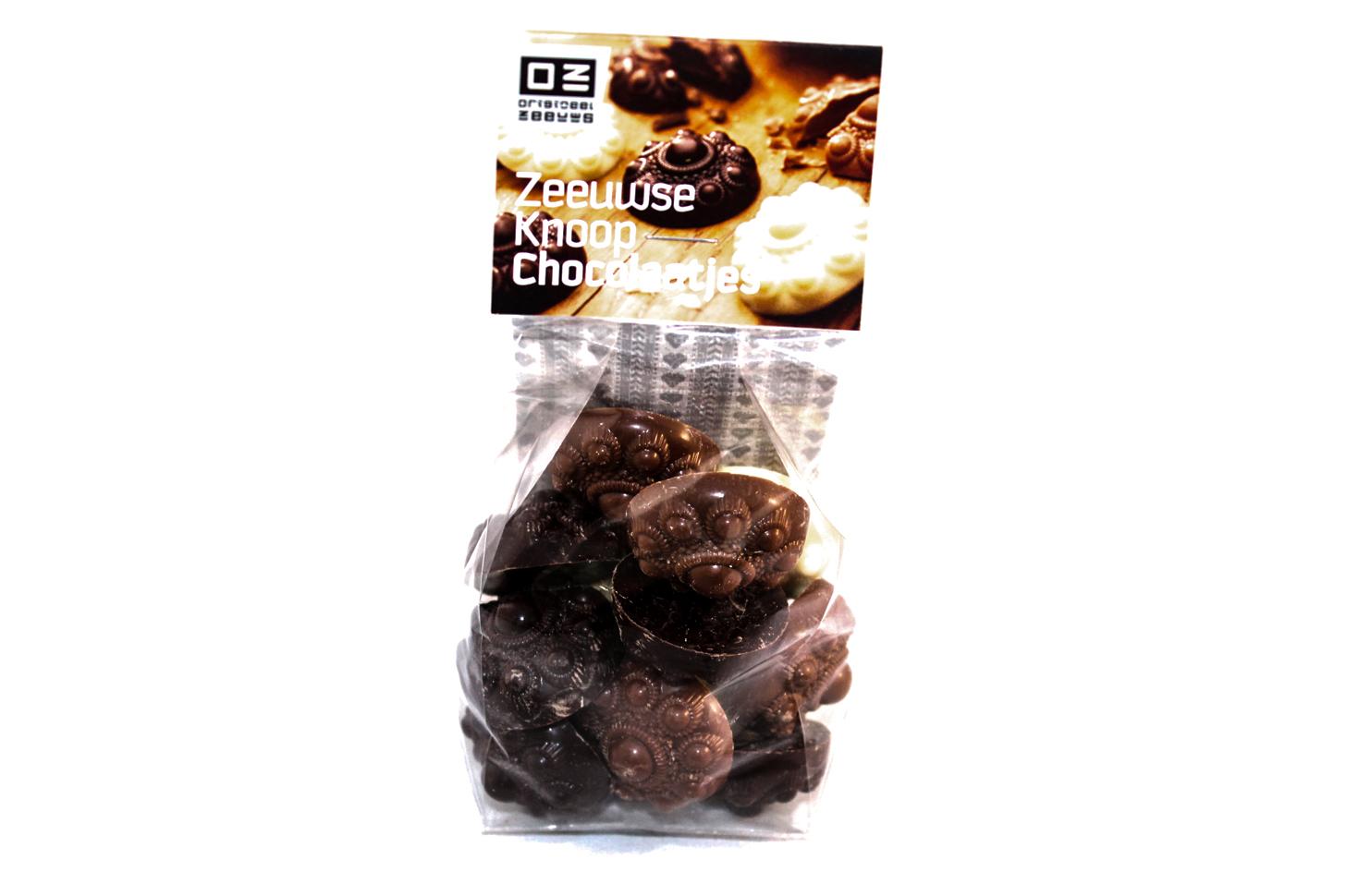 Zeeuwse Knoop Chocolaatjes