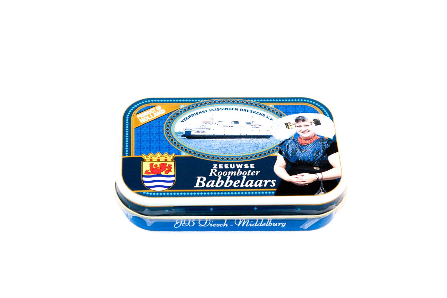 Pocketblikje met Babbelaars
