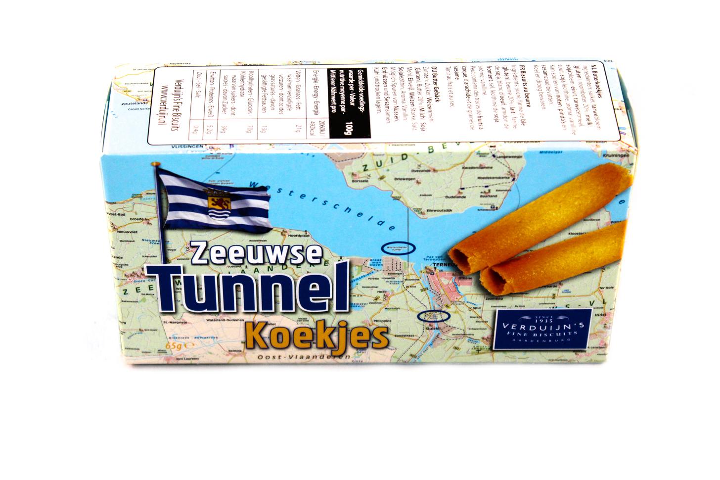 Zeeuwse Tunnelkoekjes