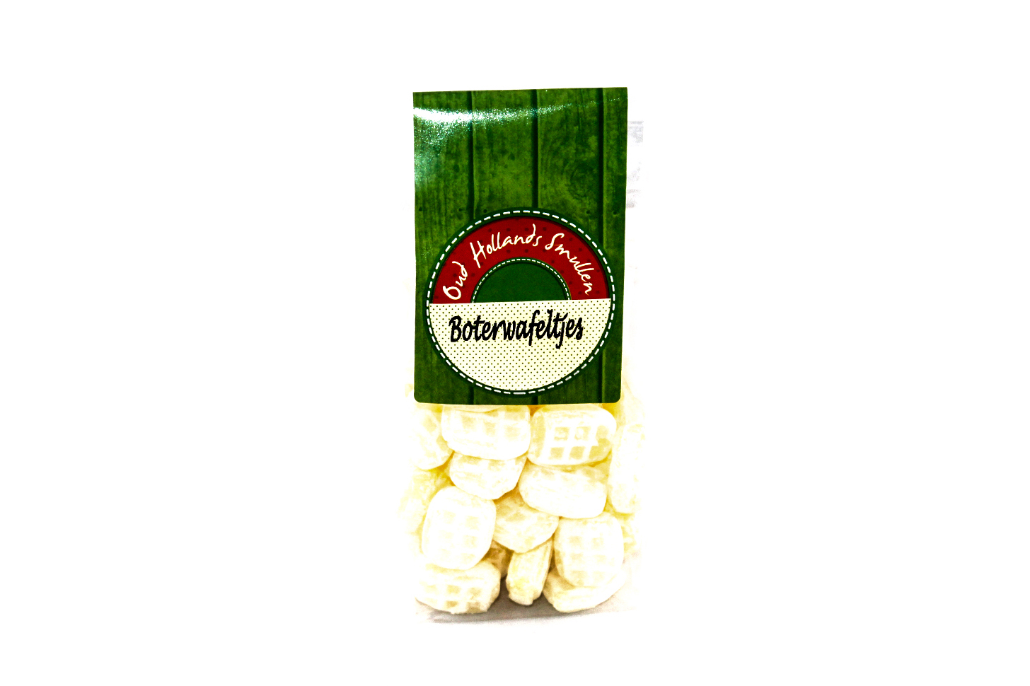 Oud Hollands snoep Boterwafeltjes