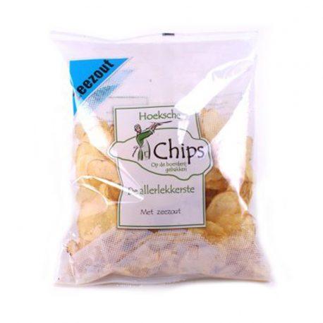 Hoeksche chips met Zeezout