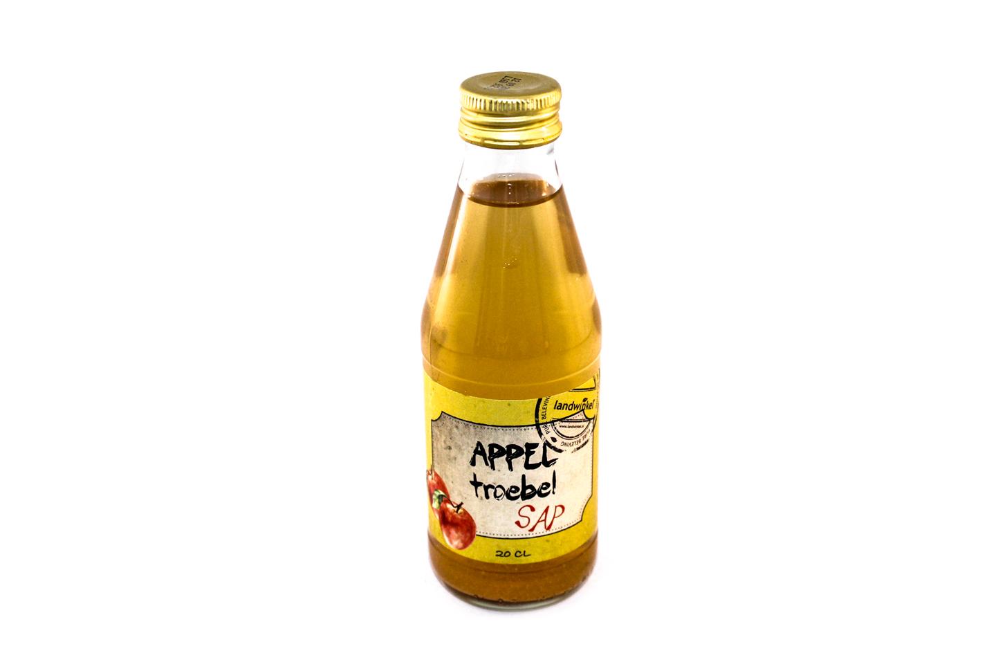 Appel Troebel sap
