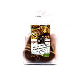Mini karamelwafels