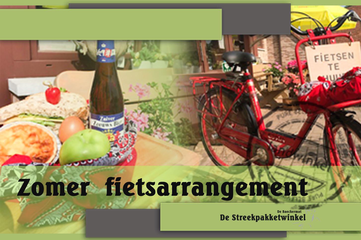 zomer-fiets-arrangement