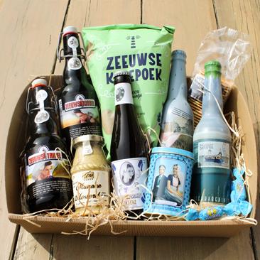 Zeeuws Bierpakket de lux